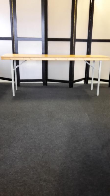 tafel 200x60 cm